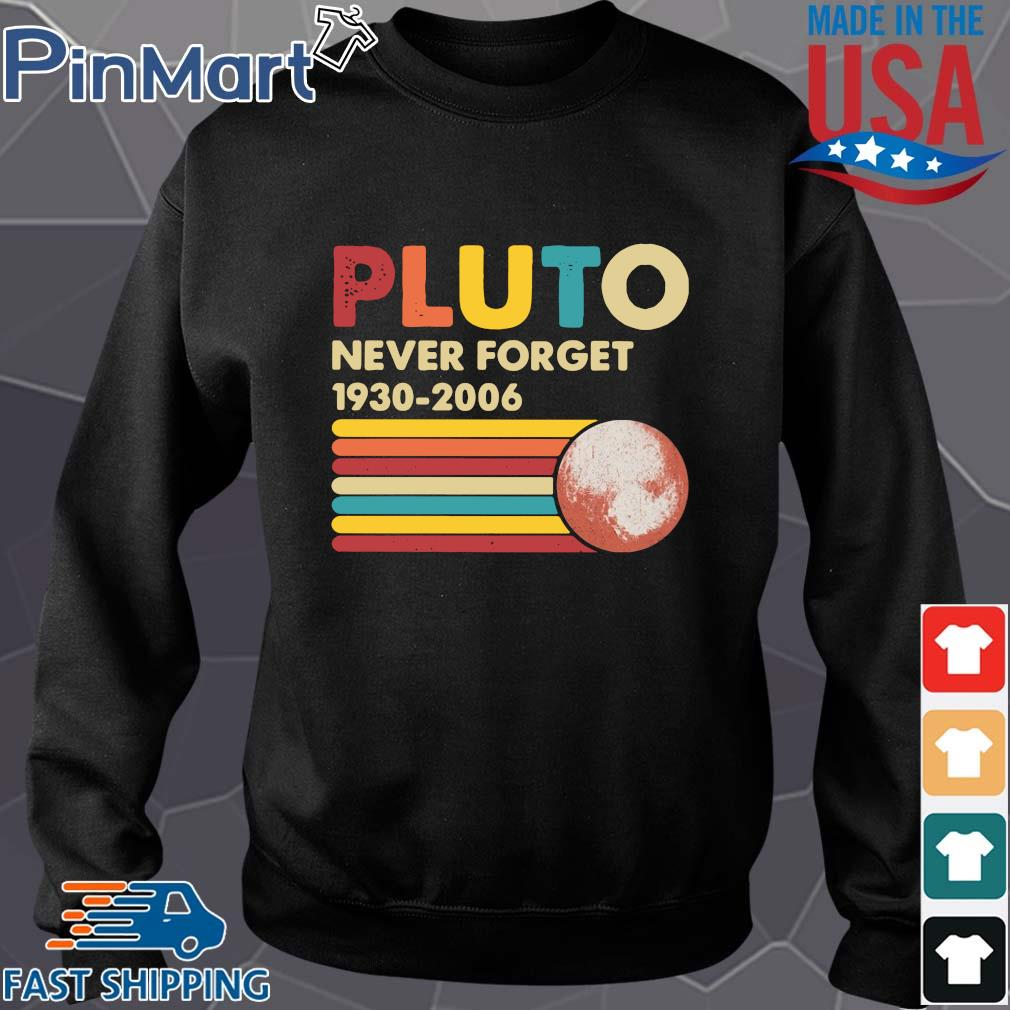 Pluto never forget 1930 2006 vintage shirts Sweater den