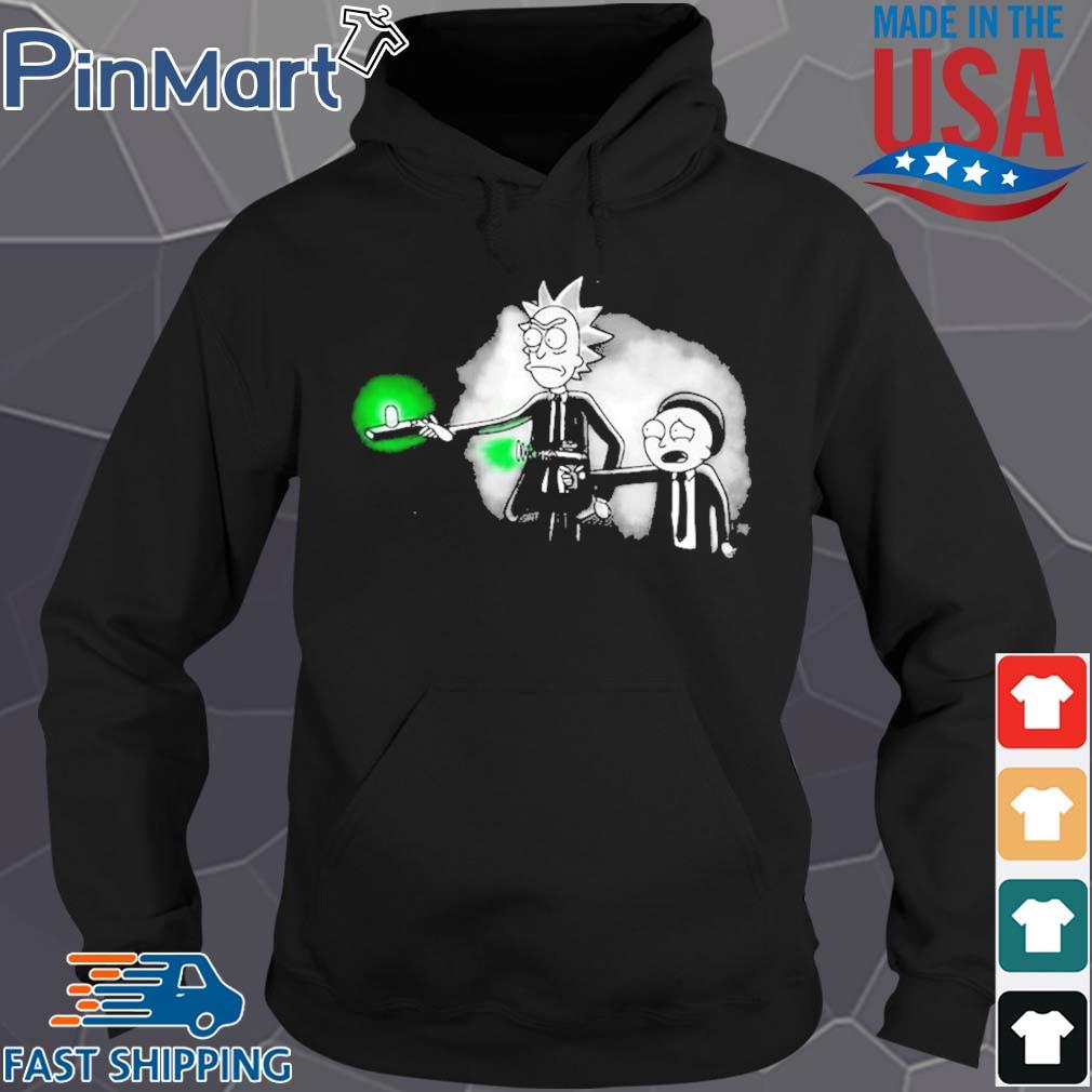 Rick and Morty MIB s Hoodie den