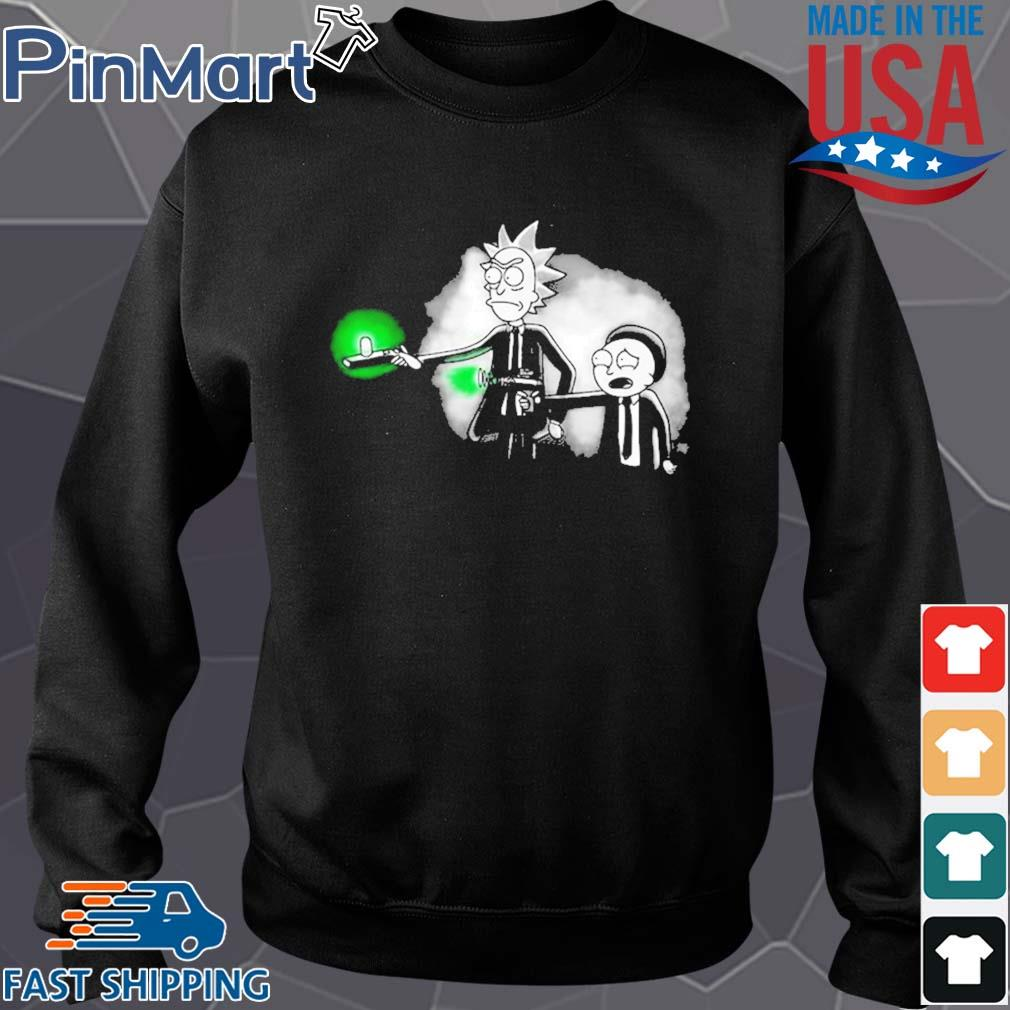 Rick and Morty MIB s Sweater den