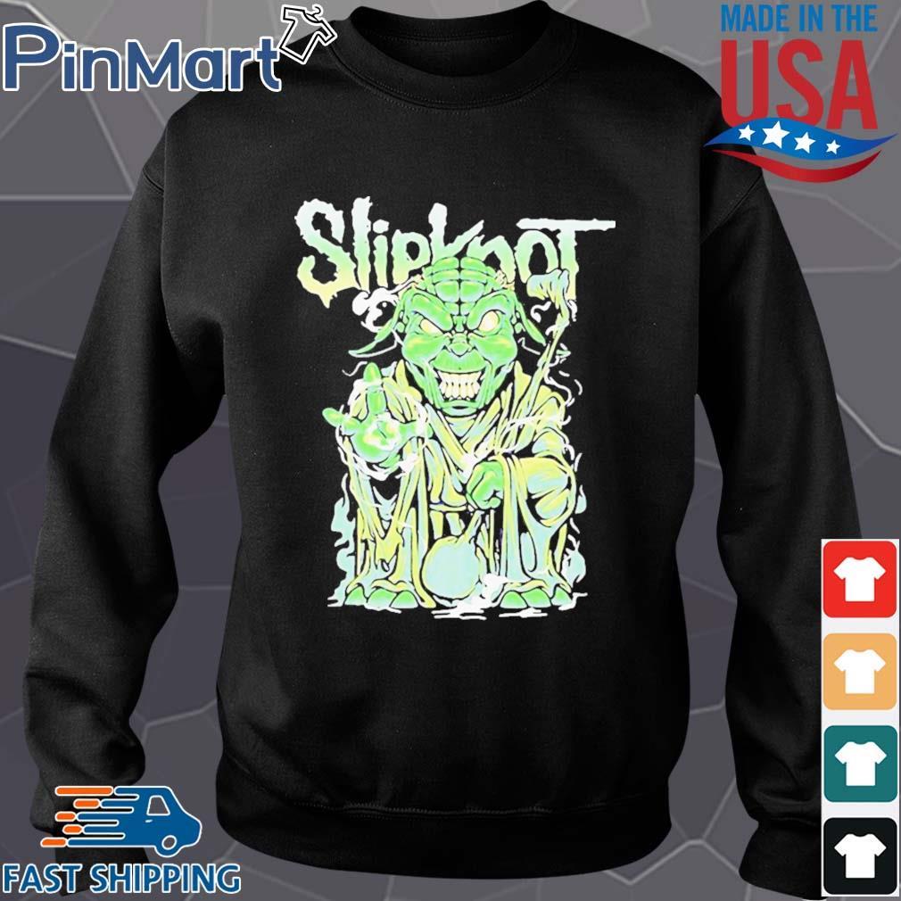 Star wars master yoda slipknot s Sweater den