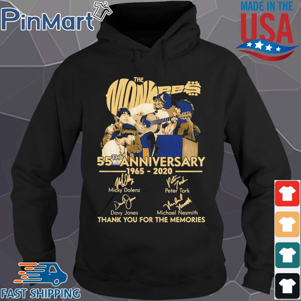 TNT The Monkees 55 Years Anniversary 1965 – 2020 s Hoodie den