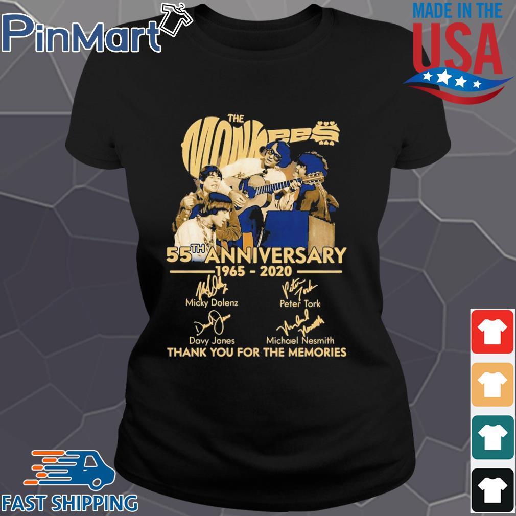 TNT The Monkees 55 Years Anniversary 1965 – 2020 s Ladies den