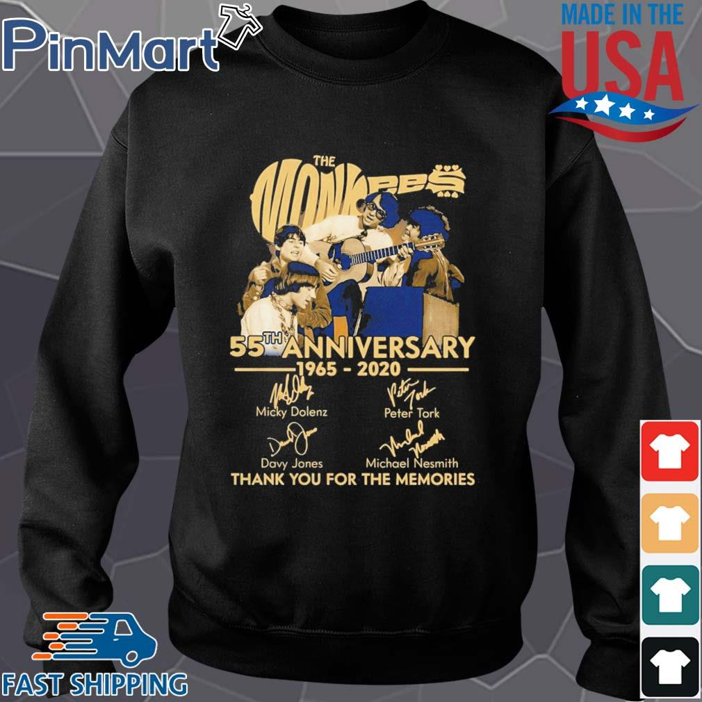TNT The Monkees 55 Years Anniversary 1965 – 2020 s Sweater den