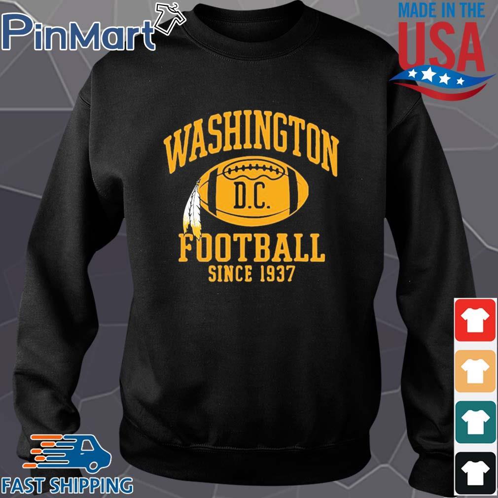 Washington football DC since 1937 s Sweater den