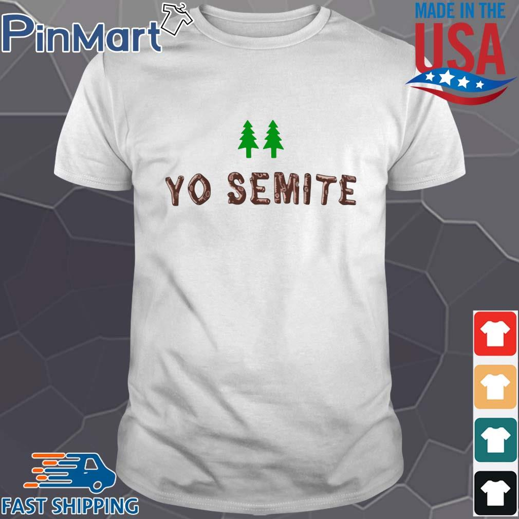 Yo Semite Jewish shirts
