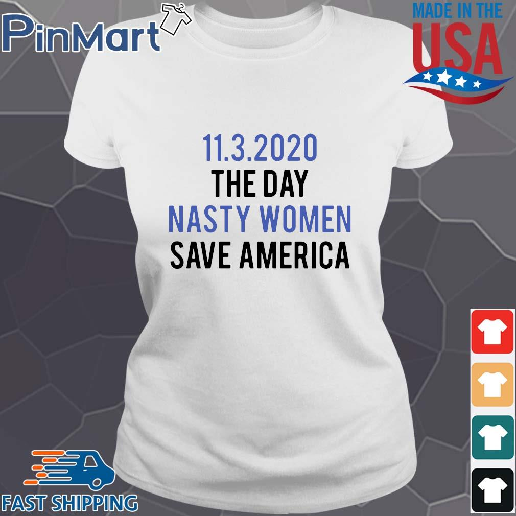 11 3 2020 the day nasty women save America s Ladies trang