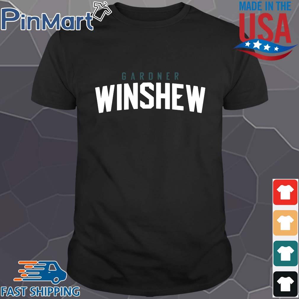 Gardner minshew winshew shirt
