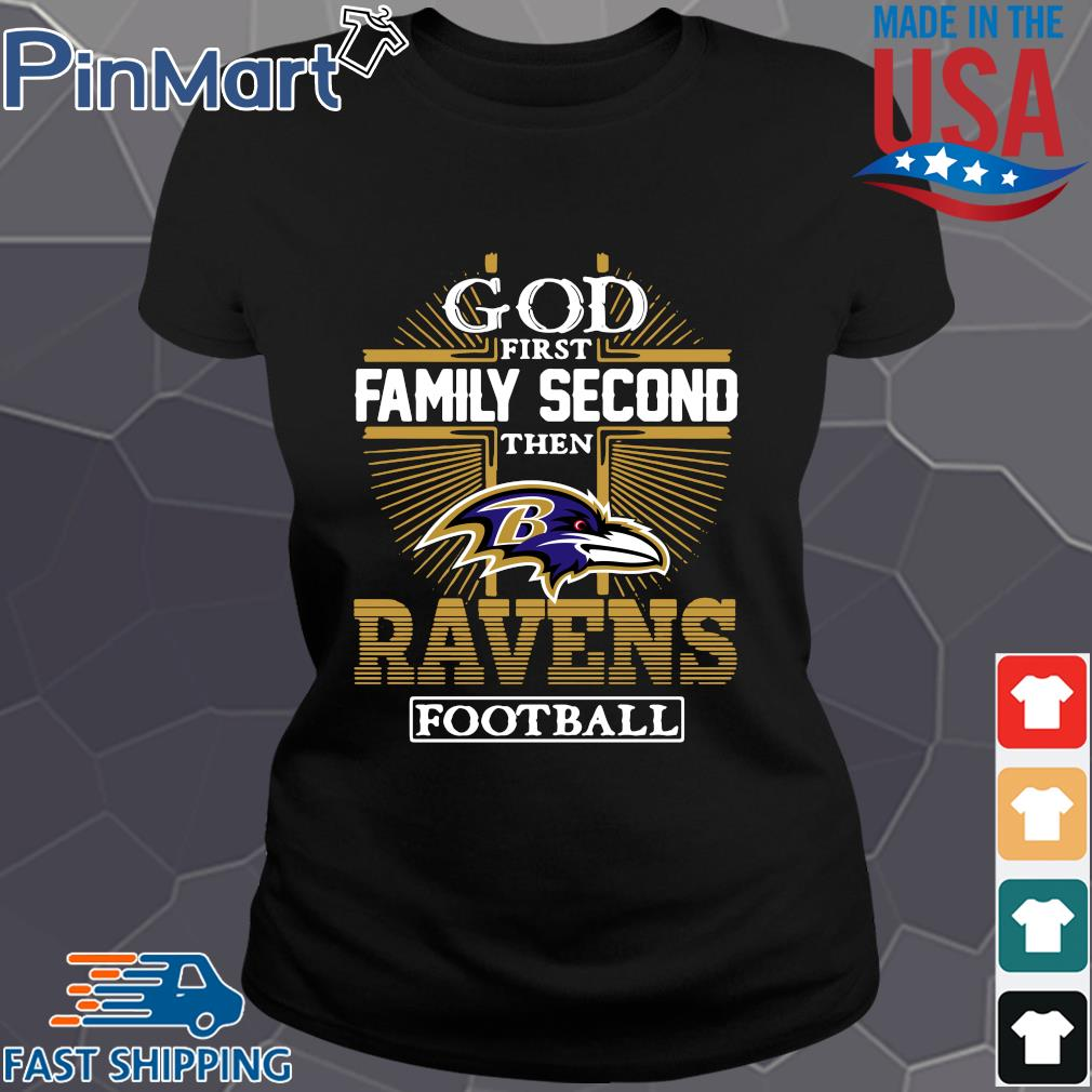 God first family second then Baltimore Ravens football s Ladies den