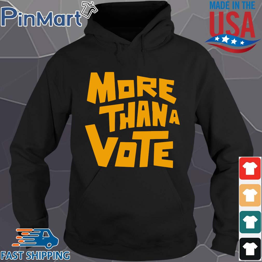 More than a vote s Hoodie den