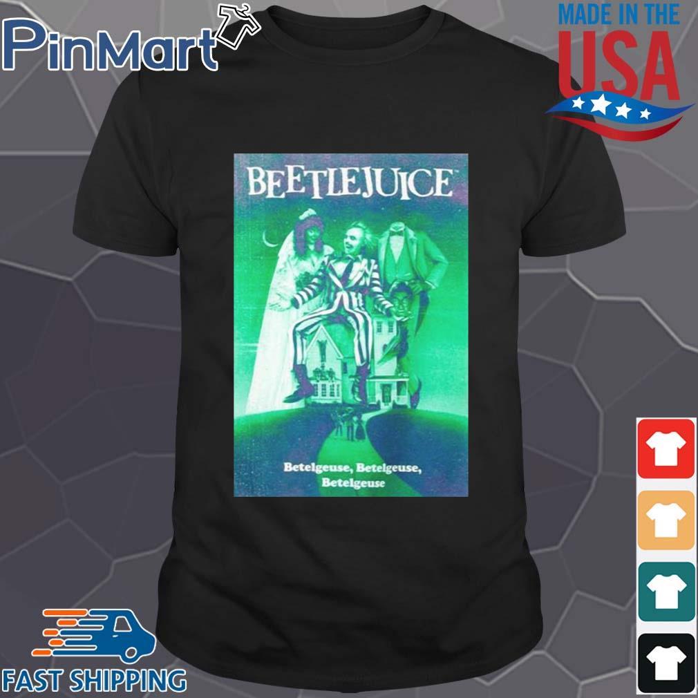Rebecca brownbeetlejuice movie graphic gender dear old navy Beetlejuice Halloween shirt