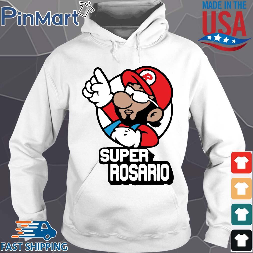 Super Rosario Super Mario s Hoodie trang