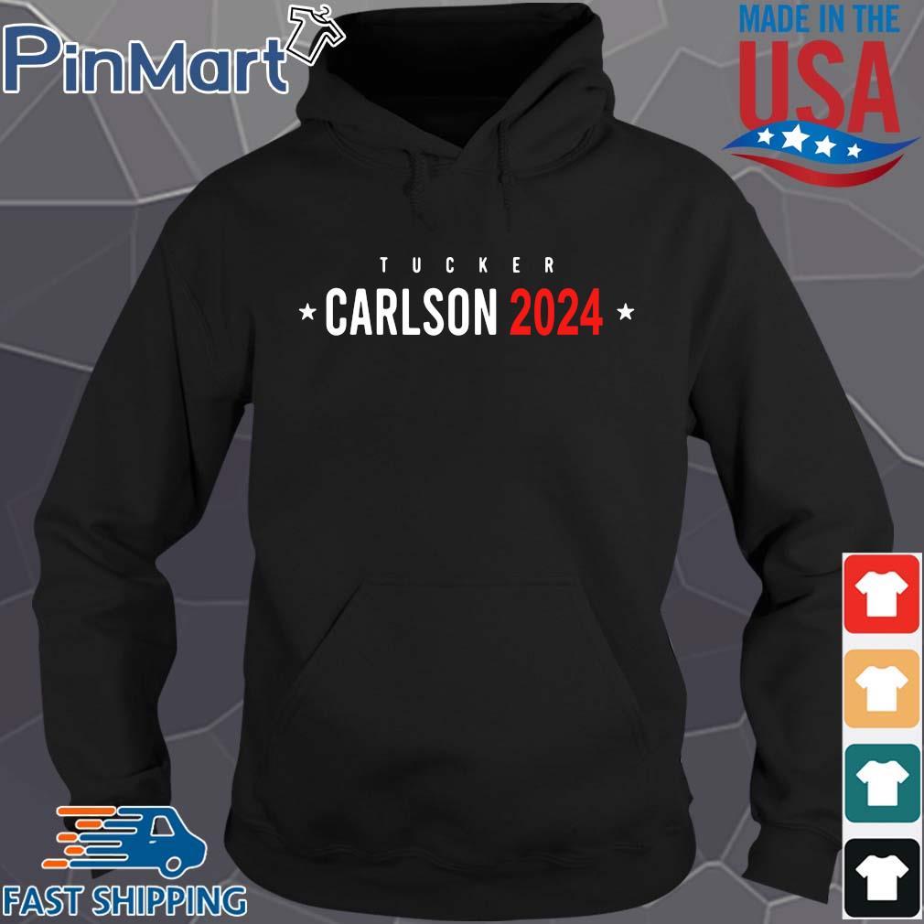 Tucker Carlson 2024 s Hoodie den