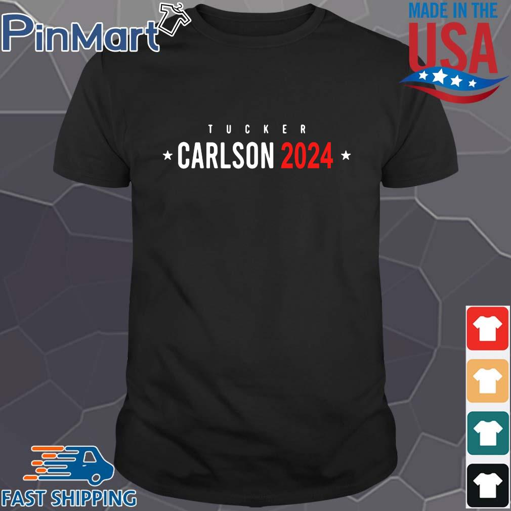 Tucker Carlson 2024 shirt