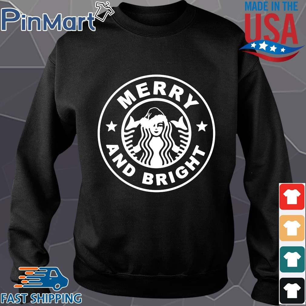 Starbucks Merry And Bright Christmas Sweater Sweater den