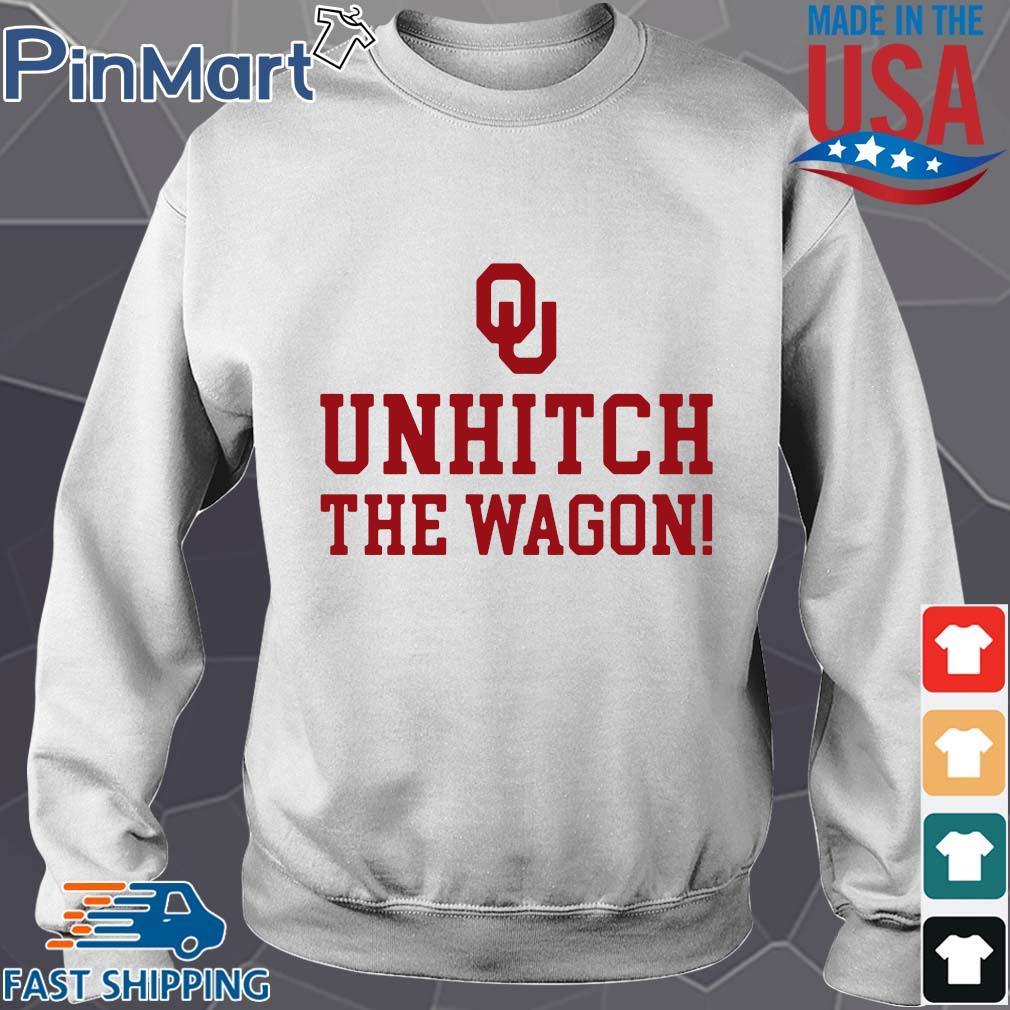 Unhitch The Wagon Shirt Sweater trang