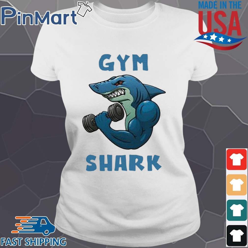 Shark Gym 2020 Shirt Ladies trang