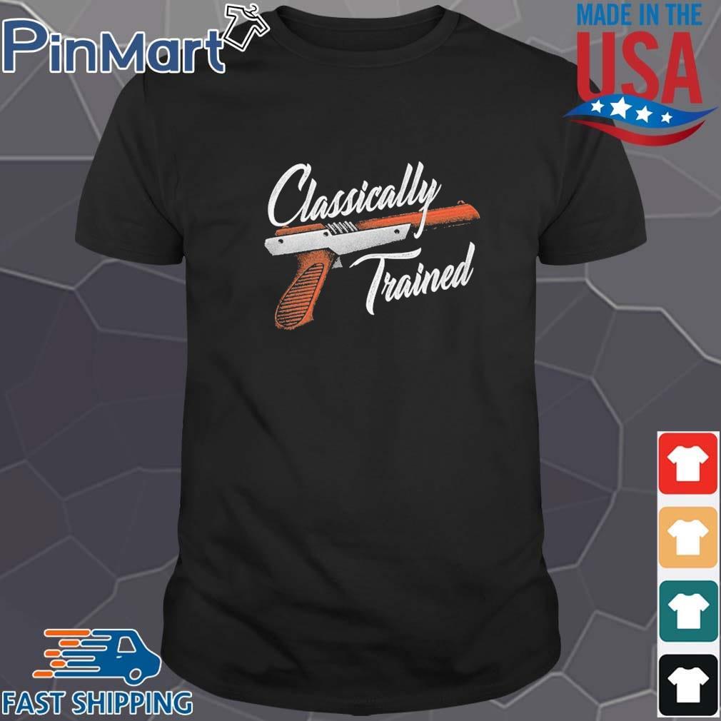 Classically trained gun s Shirt den